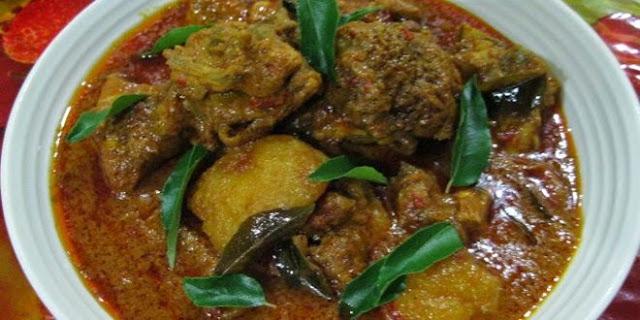 Resep Gulai Ayam Padang Sajian Sedap Super Enak yang Bikin Ketagihan