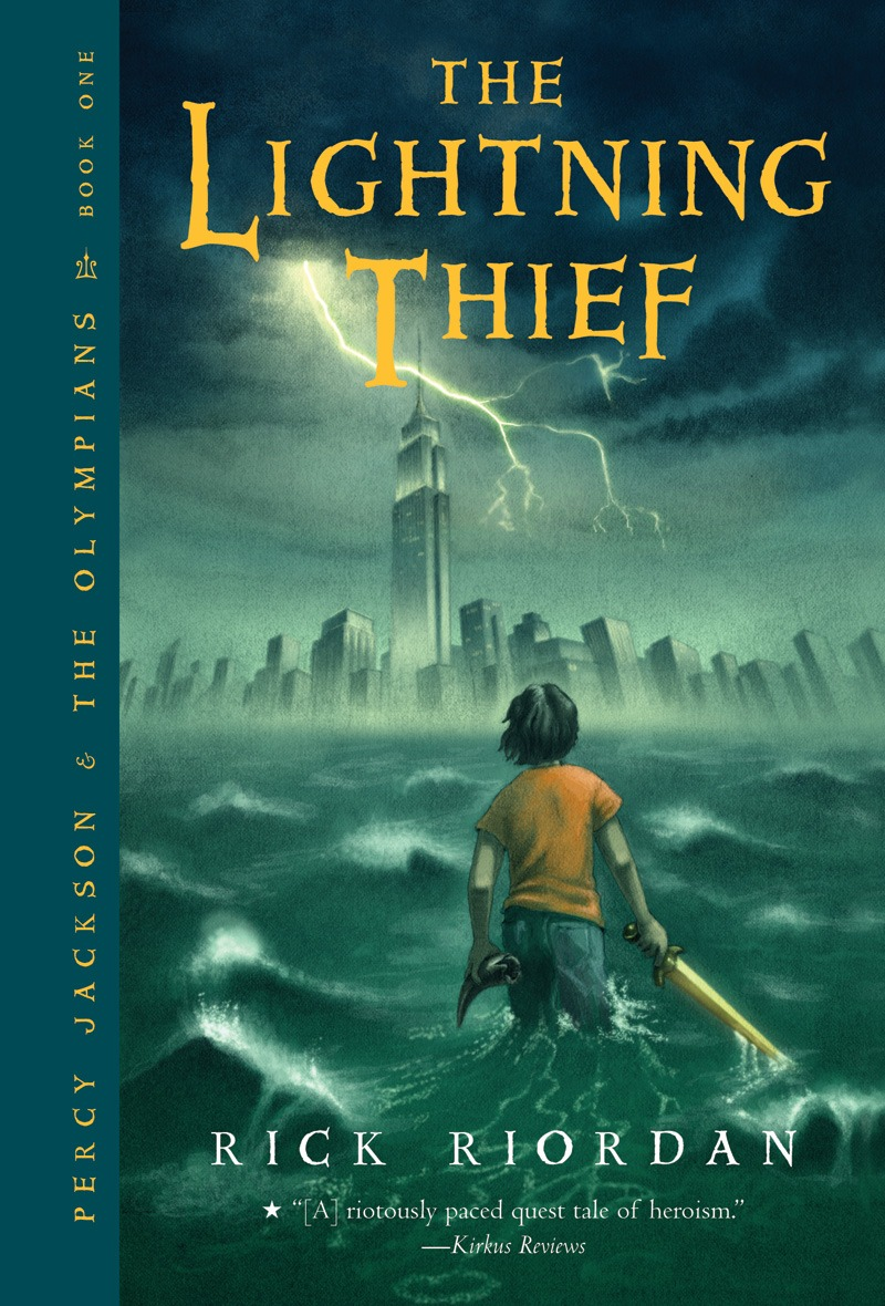 Ebooks Paradise: Percy Jackson the Olympians & Heroes of Olympus ...