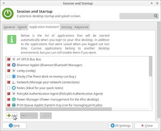 Cara Merubah Tampilan Linux backbox Lebih Menarik