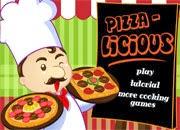 juegos de cocina pizza licius