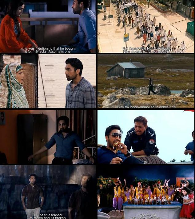 The System 2014 Urdu 480p HDRip 350mb