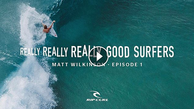 Really Really Really Good Surfer s Ep 1 Matt Wilkinson Rip Curl