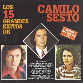 ¿Quieres Ser Mi Amante? by Camilo Sesto (1974)
