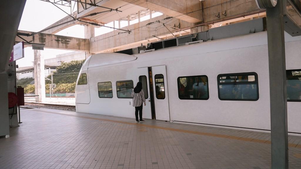 cara menuju astaka morocco dari bandara KLIA 2