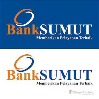 Bank Sumut Logo Vector