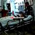Mulher sofre tentativa de homicídio enquanto namorava em frente a residência
