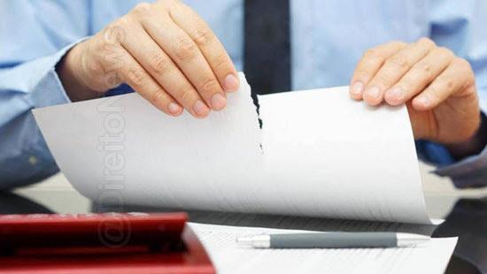 rescindir contrato compra venda pagar multa