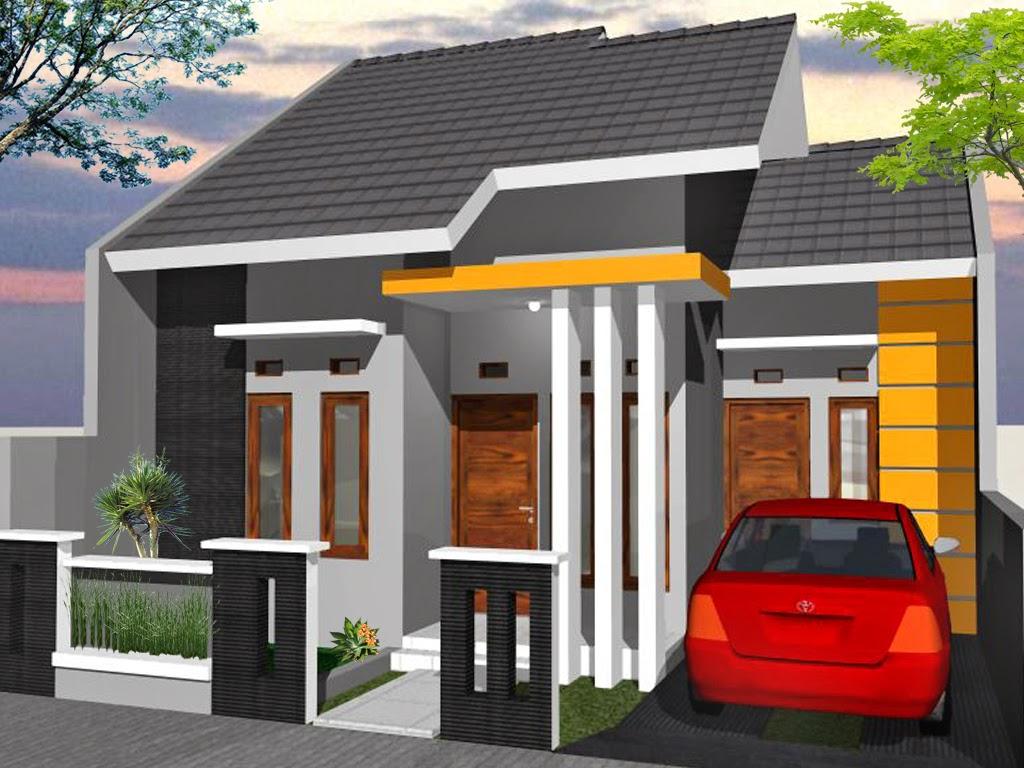 Model Rumah Minimalis Sederhana Leter L Desain Rumah Modern