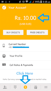 Ringo App - Download App and Get 50 Minutes Free Calling + Refer and Earn [Call Any Where in The World]