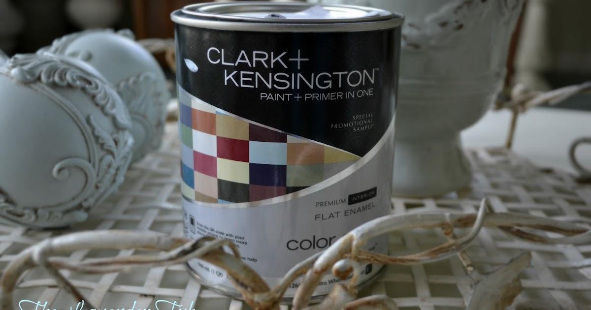 The Lavender Tub Clark Kensington Paint By Ace Hardware