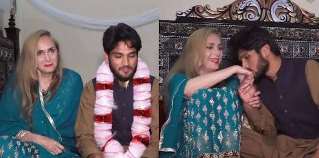 Pakistani man marries 30-year-old Tunisian girl