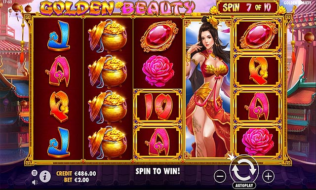 Ulasan Slot Pragmatic Play Indonesia - Golden Beauty Slot Online