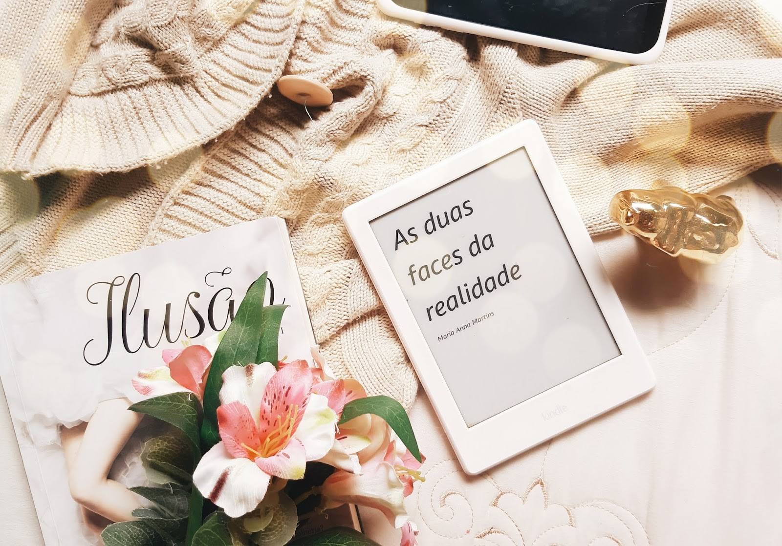 As duas faces da realidade - Maria Anna Martins | Resenha