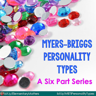 The Myers-Briggs Personality Type Indicator Part 2: How do you find your energy?