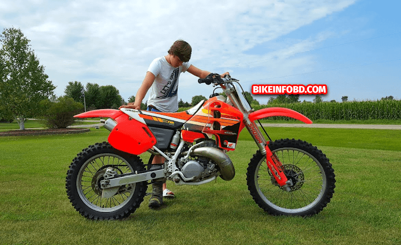 Honda CR500 (CR500R) Specifications, Review, Top Speed, Picture, Engine, Parts & History