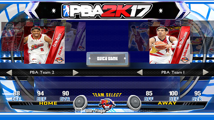 PBA 2k17 APK + OBB Android Games