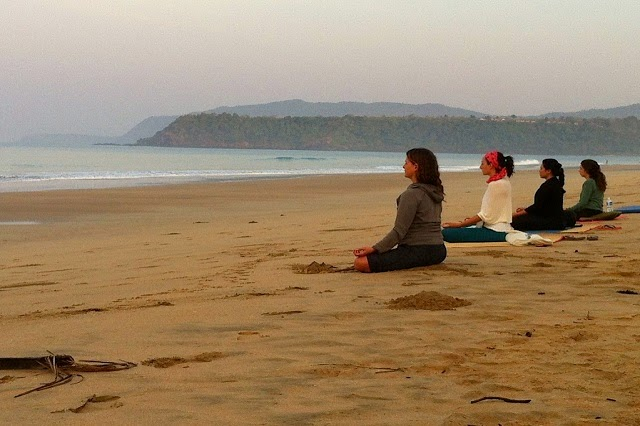 Lotus Yoga Retreat, Goa