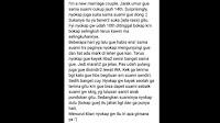 Viral Istri Habis 'Wik-WIk Sama Suami Malah Dicemburui Ibu