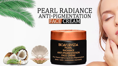 Pearl Radiance Anti-Pigmentation Face Cream
