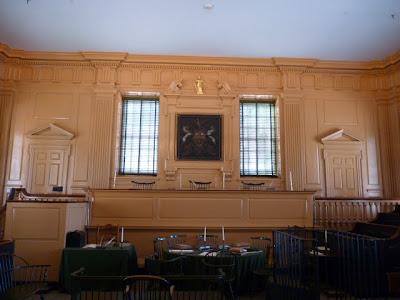 Court Room (La corte) Filadelfia