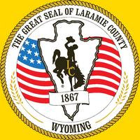 Laramie County, Wyoming's Logo
