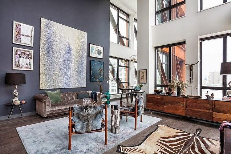 Trendy Apartment In Brooklyn New York