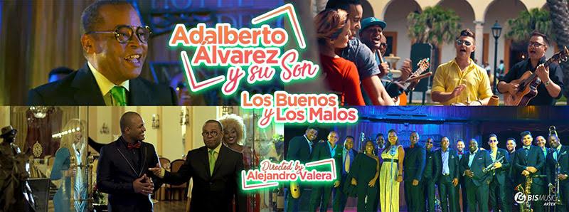 Adalberto Álvarez y su Son - ¨Los Buenos y los Malos¨ - Videoclip - Director: Alejandro Valera Losa. Portal Del Vídeo Clip Cubano