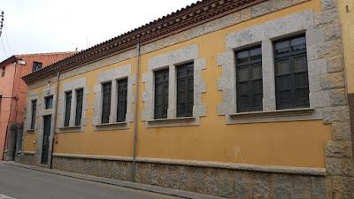 Caldes de Malavella. Antigues escoles