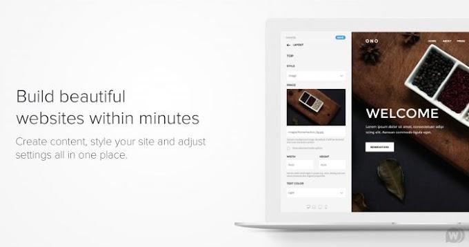 YooTheme Pro tamplete–Joomla Visual Designer