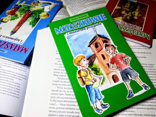 literatura przygodowa dla dzieci