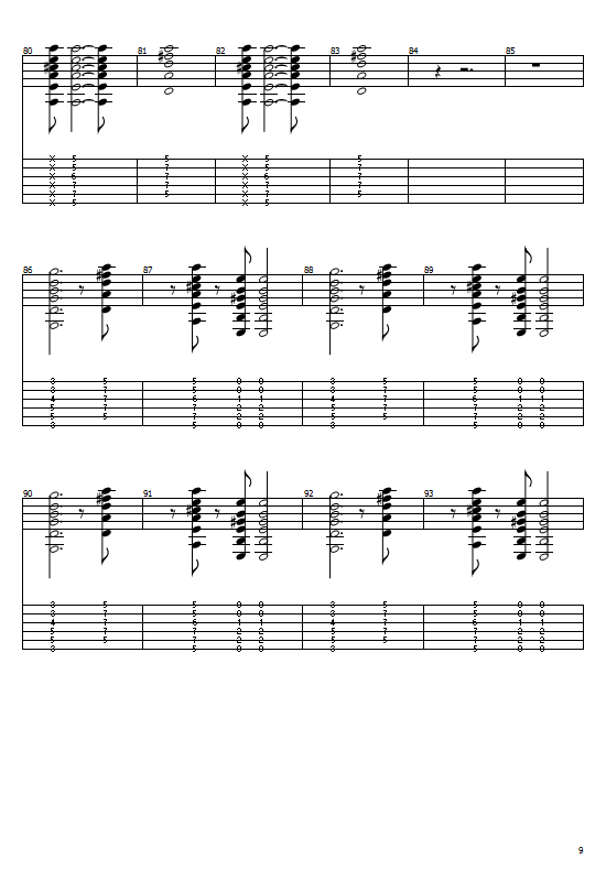 All Because Of You Tabs U2. How To Play All Because Of You On Guitar Tabs & Sheet Online