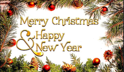 christmas and happy new year images