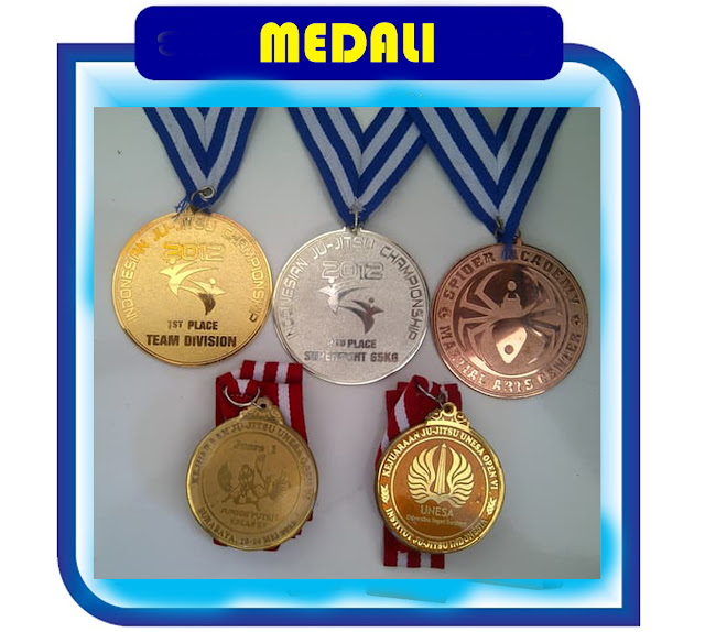 Jual Medali Murah, Jasa Pembuatan Medali Jakarta, Medali Murah Tangerang
