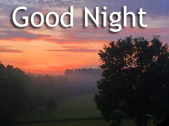 new good night status