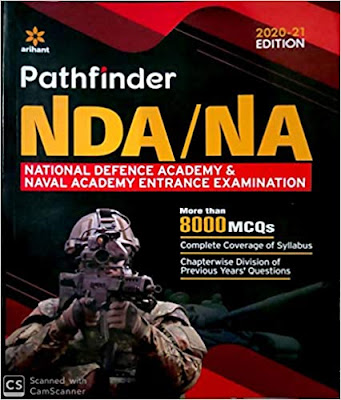 PATHFINDER NDA/NA (NATIONAL DIFANCE ACADEMY & NAVAL ACADEMY) ENTRANCE EXAM 2021  pdf free download
