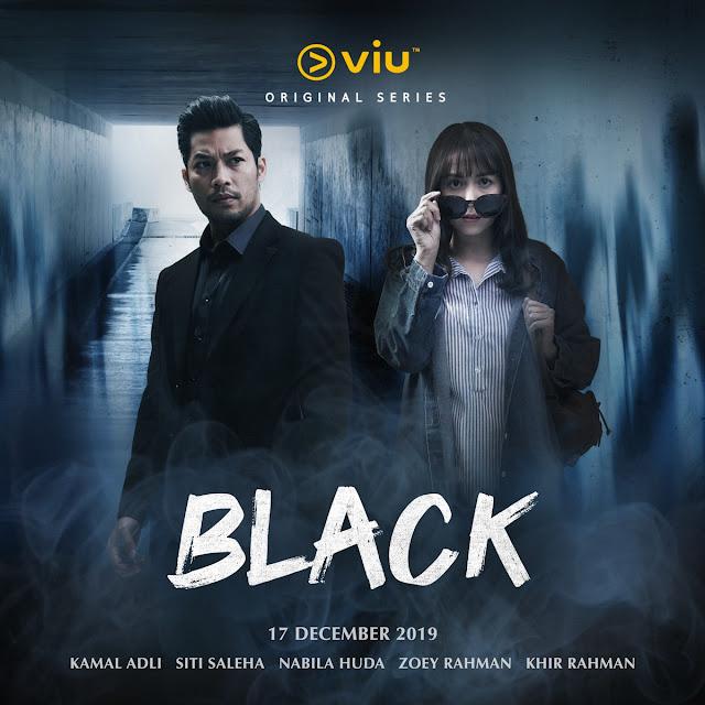 Drama Black lakonan Kamal Adli dan Siti Saleha