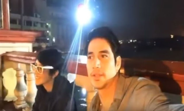 Caught On Cam: Angel Locsin And Piolo Pascual Were Caught Being Sweet Off Cam!