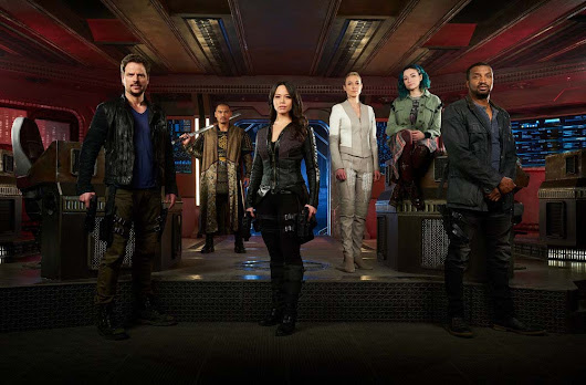 Terceira Temporada de Dark Matter