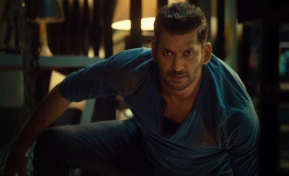 Enemy (Tamil) Movie Teaser Out | Vishal, Arya | Anand Shankar