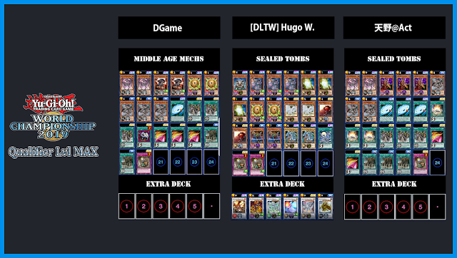 DGame Links | Duel Links: May 2019