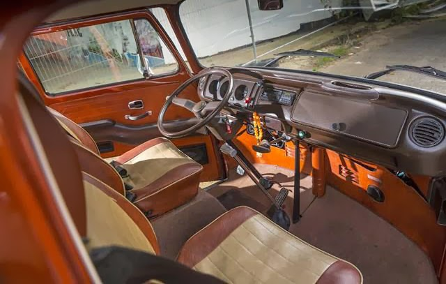 1978 Vw Bus Champagne Edition Buy Classic Volks