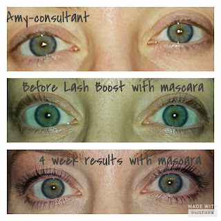 Lash Boost - Longer looking lashes, fuller looking lashes, darker looking lashes, Rodan + Fields
