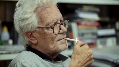 O cineasta Eduardo Coutinho - Divulgação