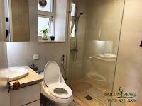 Sapphire 2 SGP cho thuê căn hộ 2 phòng ngủ - phòng vệ sinh