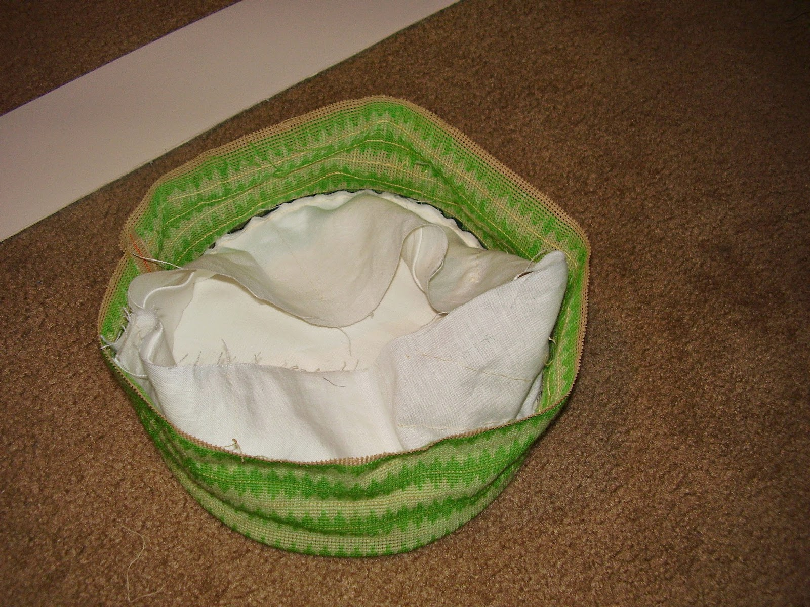 Right-side-out workbasket.