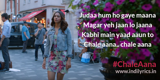 Chale Aana | Armaan Malik | Rakul Preet & Ajay Devgan | Pics | Quotes | Images