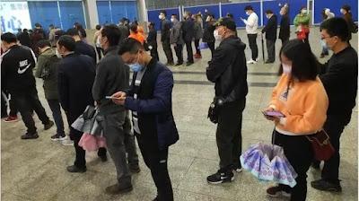 Cerrará China entrada a extranjeros para evitar rebrote de Covid-19