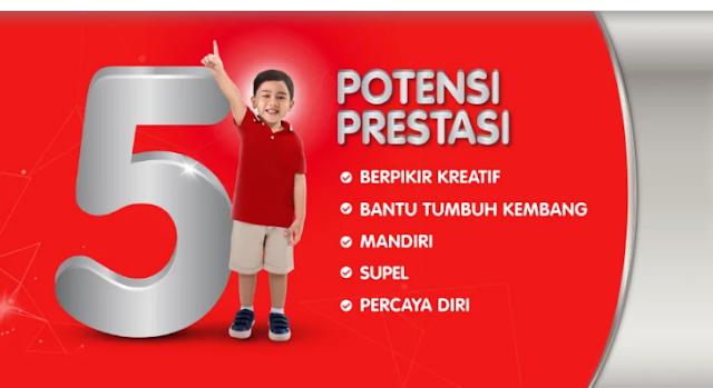 5 potensi prestasi