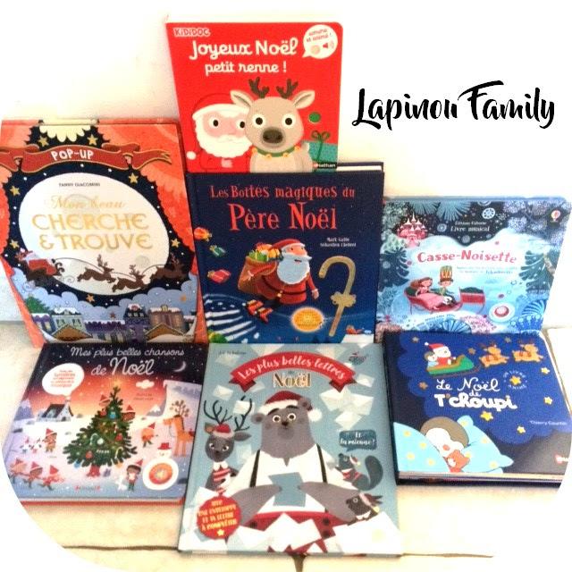 selection livres noel 2019