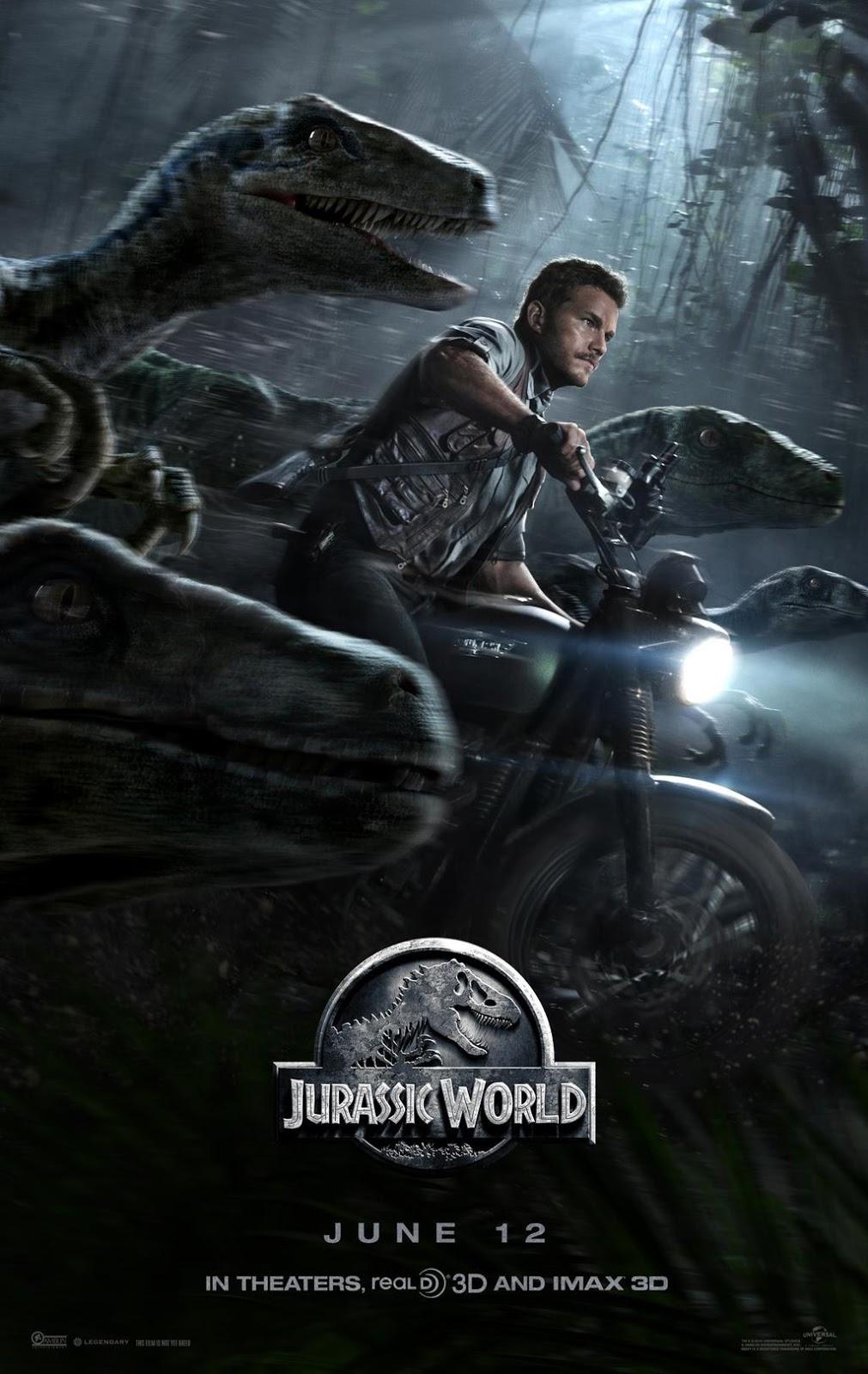 Jurassic World (2015) จูราสสิค เวิลด์ [HD][พากย์ไทย]